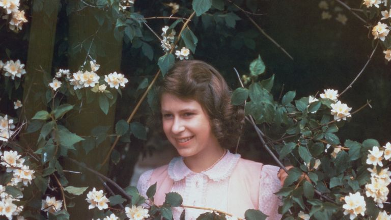 The diaries of the Queen's childhood friend have been published for the time, after more than seven decades in hiding.