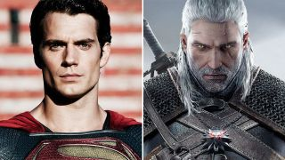 Henry Cavill cast as Geralt in The Witcher Netflix show
