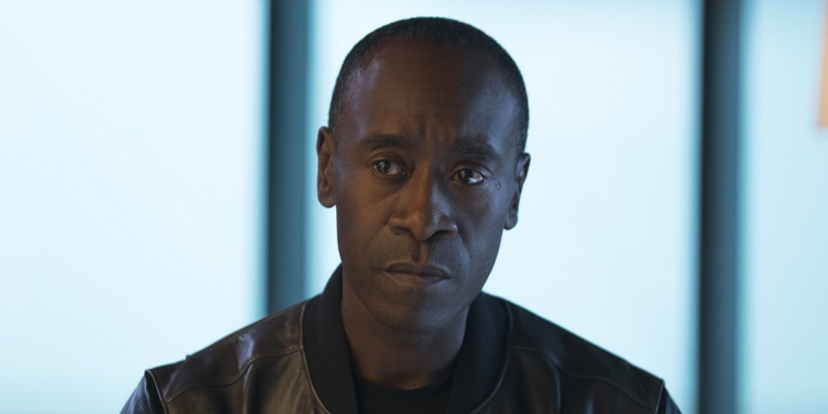 Photo of Don Cheadle Explains The Funny (But Totally Practical) Reason He Got Married To His Partner After 28 Years – CINEMABLEND