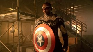 Captain America 4 with Anthony Mackie