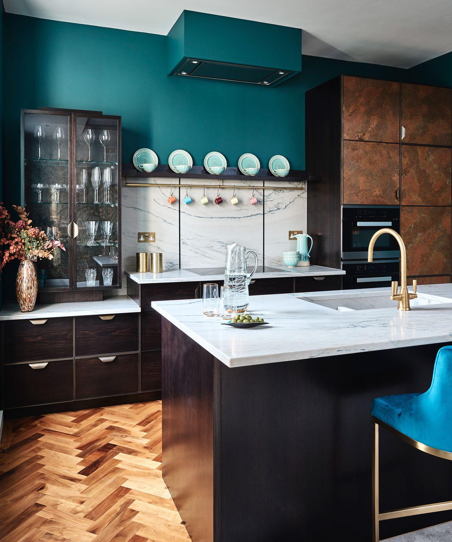 Kitchen Trends 2021 The 21 Latest Kitchen Design Trends Homes Gardens