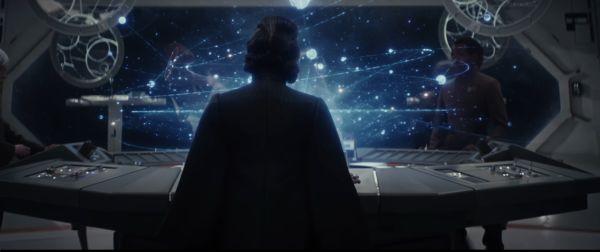 General Leia Star Wars: The Last Jedi