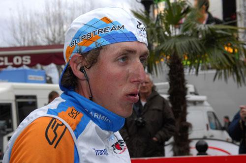 Daniel Martin, Tour du Haut Var 2010, stage 2