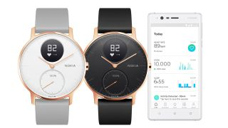 One Of The Best Hybrid Watches Released Last Year Came From Nokia With Steel HR And Now Firm Is Releasing A New Color Option At CES 2018