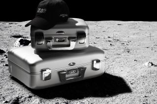 Zero Halliburton's new Apollo 11 50th Anniversary Limited Edition Technical Cases are inspired by the containers that returned to the first moon rocks to Earth in July 1969.