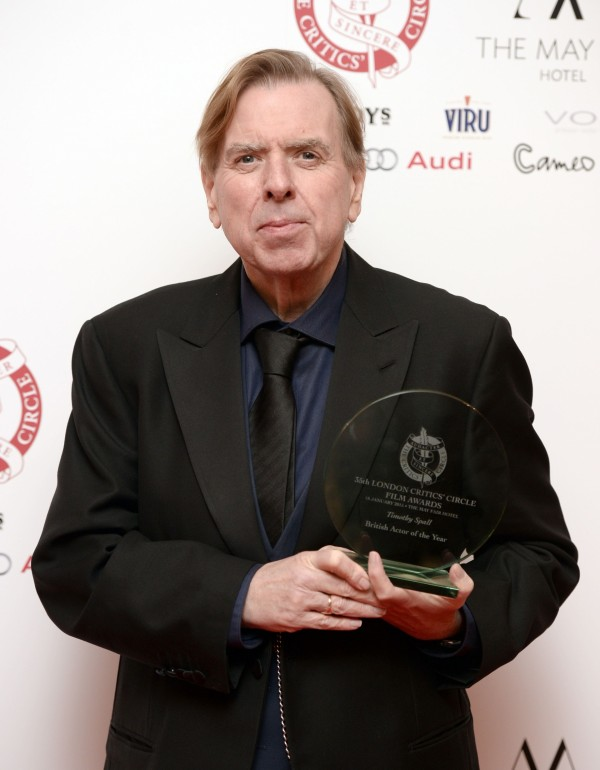 Timothy Spall (Anthony Devlin/PA)