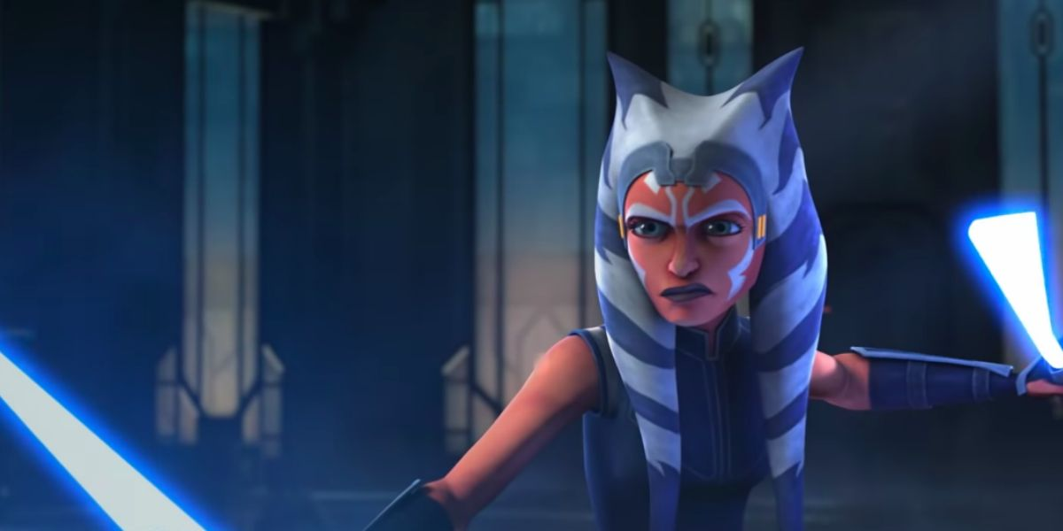 Does The Mandalorian's Big [Spoiler] Reference Mean An Ahsoka Tano Spinoff Is On The Way?