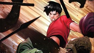 "Shang-Chi #1 demonstrates ""fine form in this first outing"""