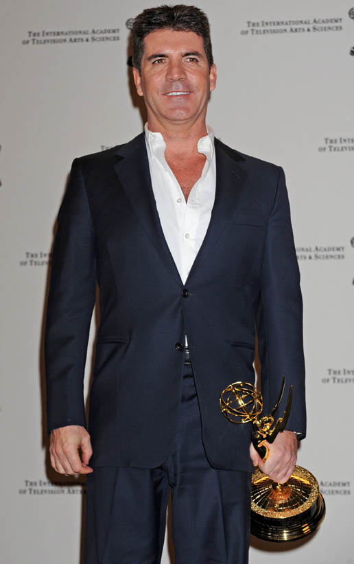 Simon Cowell overtakes Elton and Mick in rich list