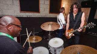 Rock Camp movie chronicles the history of Rock 'n' Roll Fantasy Camp