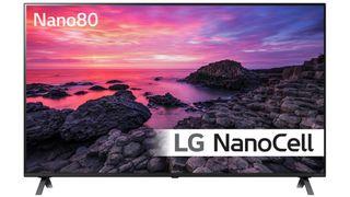 "LG 49"" NANO80 4K NanoCell TV"