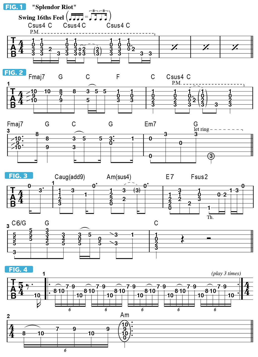 Get creative with your compositions | Guitarworld
