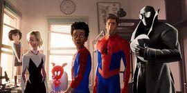 Spider-Man: Into The Spider-Verse's Honest Trailer Delves Into Multiverse Shenanigans