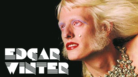 Cover art for Edgar Winter - Tell Me In A Whisper, The Solo Albums I've Got... album