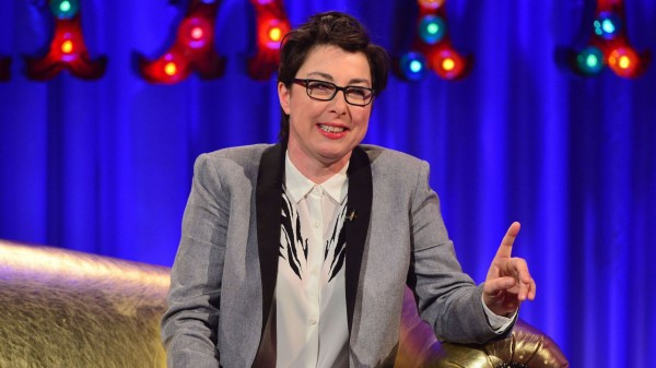 Sue Perkins on Alan Carr: Chatty Man