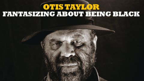 Cover art for Otis Taylor Fantasizing About Being Black album
