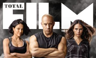 Total Film's Fast & Furious 9 cover