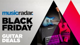 Black Friday guitar deals 2020: Today's biggest savings on guitars, effects, amps, accessories and more