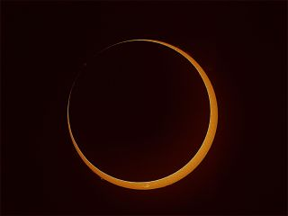 'Ring of Fire' Solar Eclipse of May 9, 2013