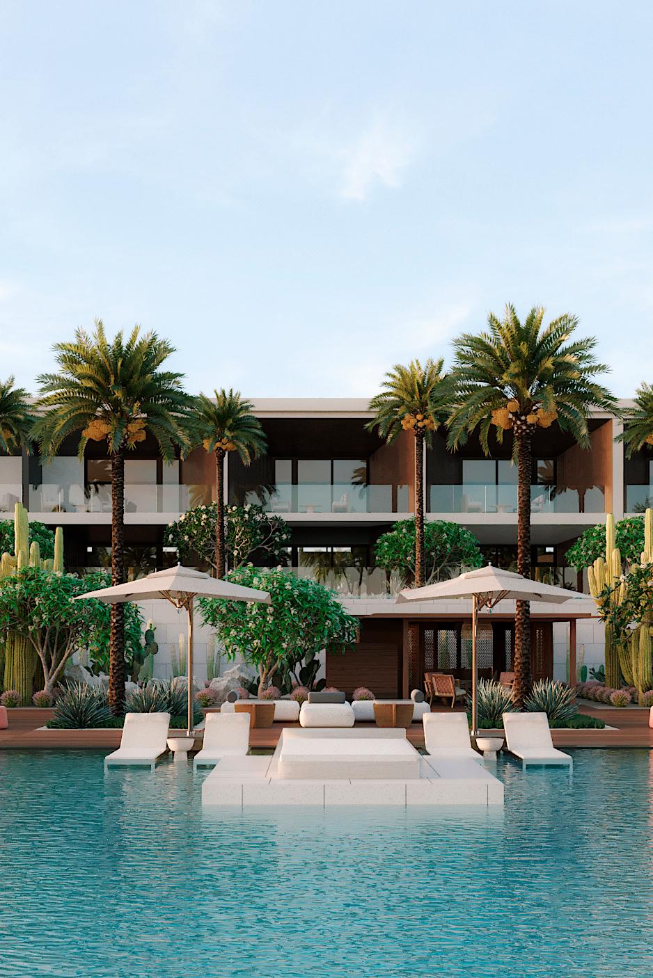 nobu hotel los cabos mexico opens its doors