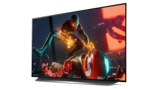 Level up your gaming experience with the LG CX OLED TV