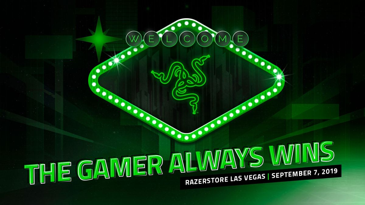 Soon you can spend your winnings in Las Vegas at Razer's massive new store