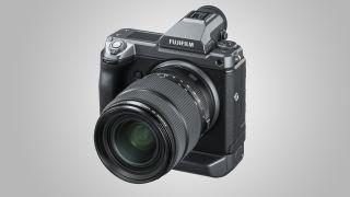 Fujifilm GFX 100.