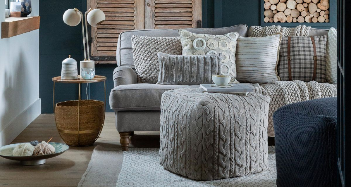 These rustic looks are both cosy and chic