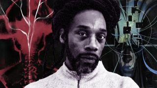 A portrait of Lenval Brown