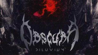 Obscura –Diluvium album cover