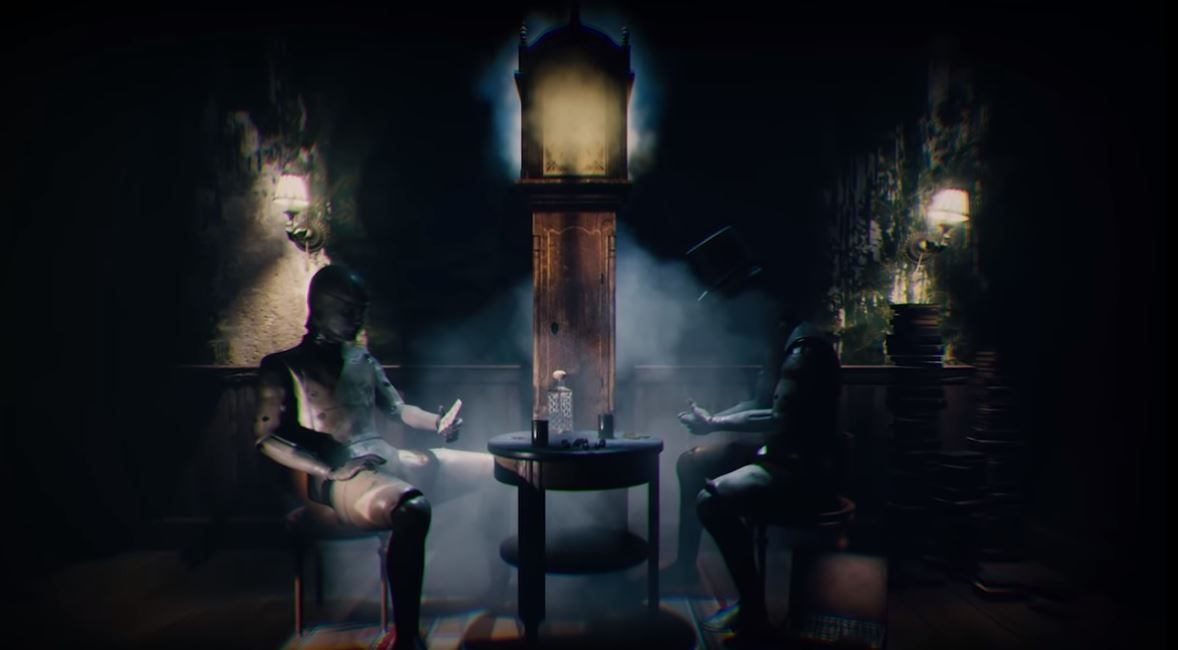 New Layers of Fear 2 trailer reveals creepy boat setting