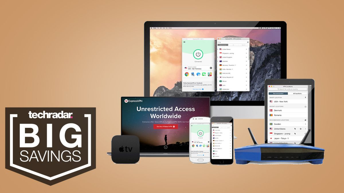 Black Friday Vpn Deals These Are The Best 5 Discounts And Offers In 2020 Techradar