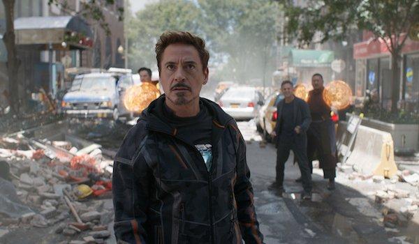 Tony Stark in Avengers: Infinity War