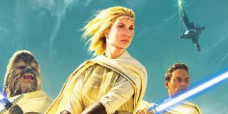 Star Wars: The Light of the Jedi cover art