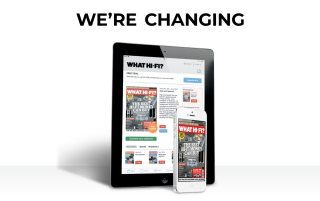 New issue of What Hi-Fi? with new-look app