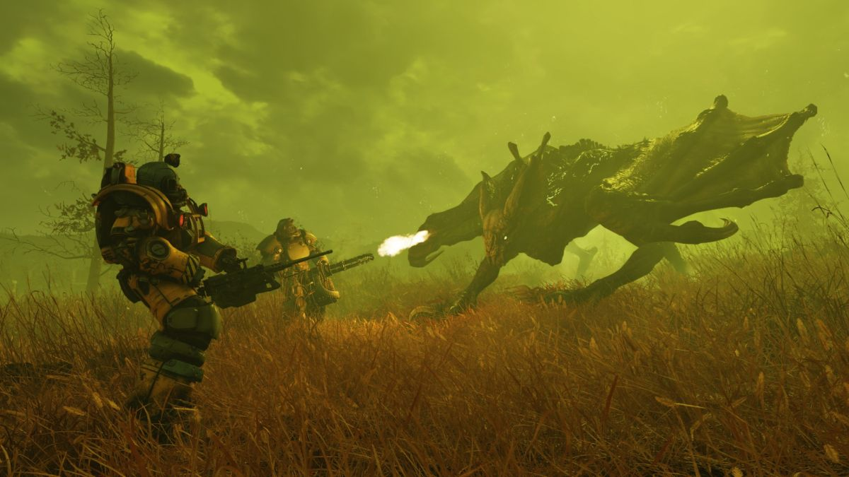 Fallout 76 will get new Vaults, quests, and faction-based PvP in future updates