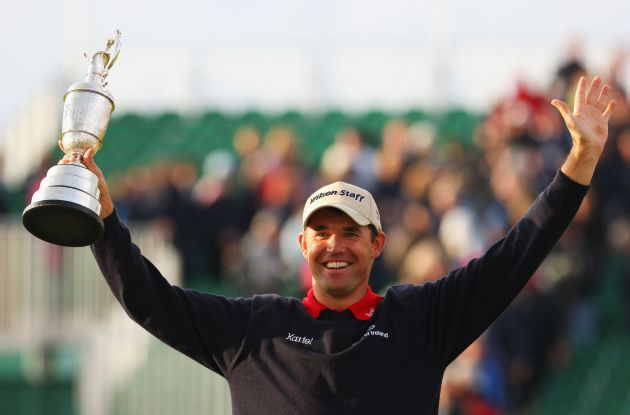 Open Championship Previous Winners