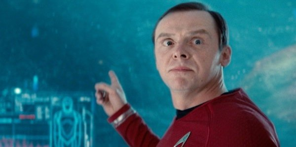 Why Simon Pegg Will Never, Ever Direct A Star Trek Movie