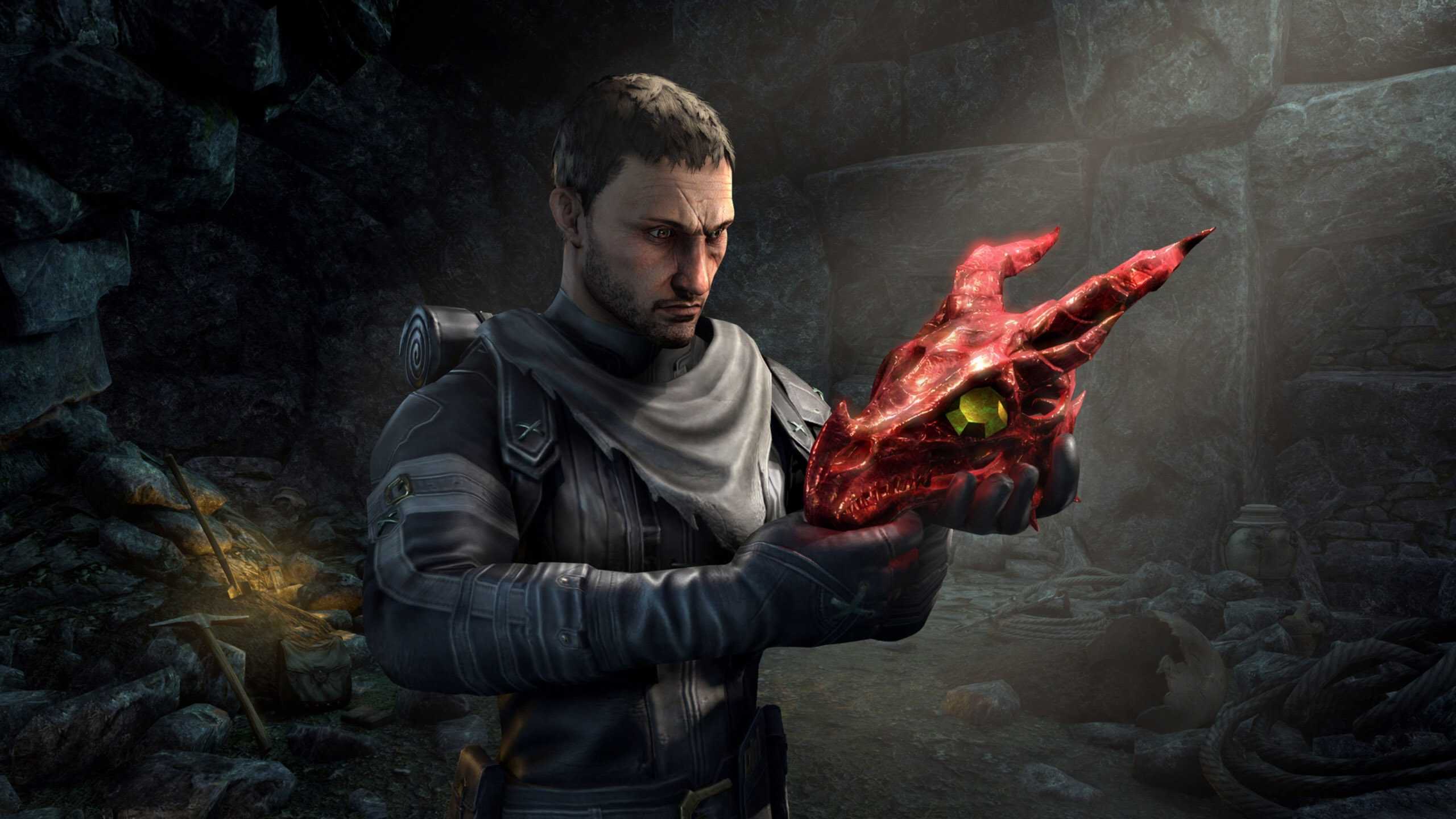 The Elder Scrolls Online will continue 'exactly as it was' following Microsoft purchase