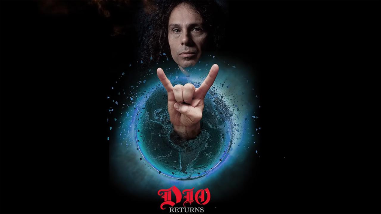 Ronnie James Dio hologram tour dates announced