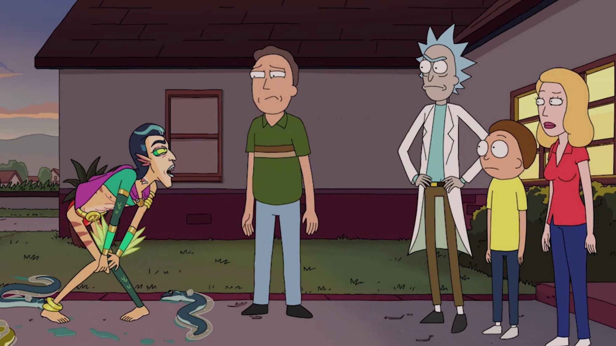 How to watch Rick and Morty season 5 online for free from anywhere |  GamesRadar+