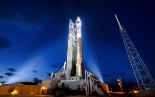 NROL-38 Ready for Launch