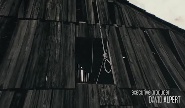 walking dead opening credits noose