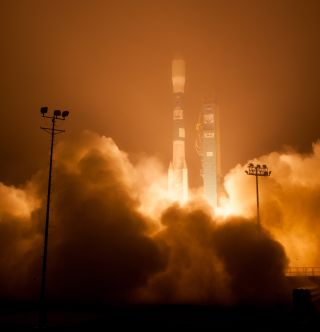 OCO-2 satellite launch