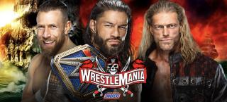 WrestleMania 37 live stream