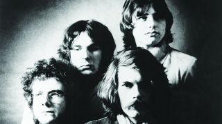 King Crimson circa '21st Century Schizoid Man'