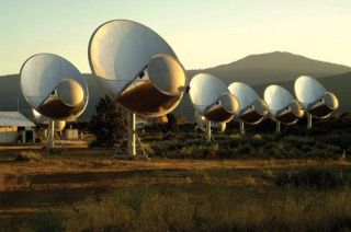 The Allen Telescope Array at the Search for Extraterrestrial Intelligence (SETI) Institute has been listening for signals that may indicate that sophisticated alien civilizations are trying to communicate.