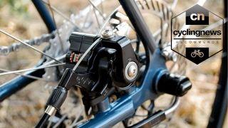 Road bike disc brakes