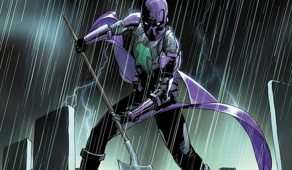 Spider-Man The Prowler