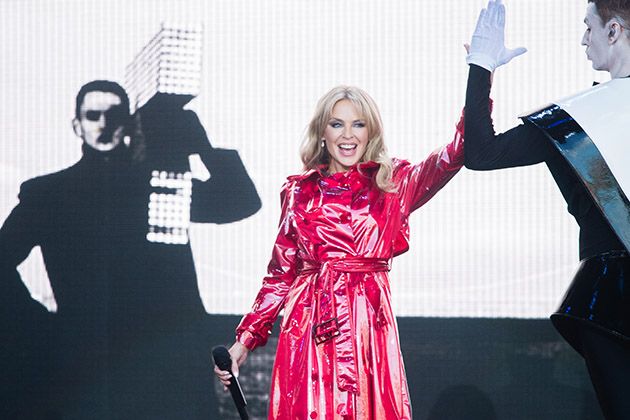 Kylie Minogue set to dazzle as she launches Strictly Come Dancing 2019